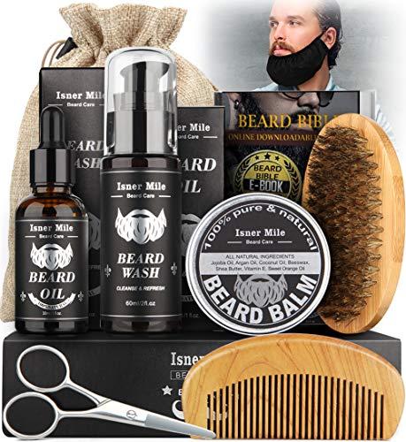 Isner Mile Beard Kit