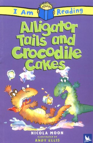 I Am Reading Alligator Tales and Crocodile Cakes
