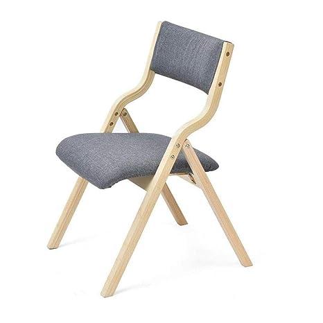 Sillas Plegables de Madera sólida de Las sillas Plegables ...