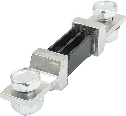 uxcell a15070300ux0283 5A 75mV DC Current Measuring Shunt Resistor for Ammeter