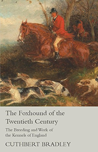- The Foxhound of the Twentieth Century - The Breeding and Work of the Kennels of England