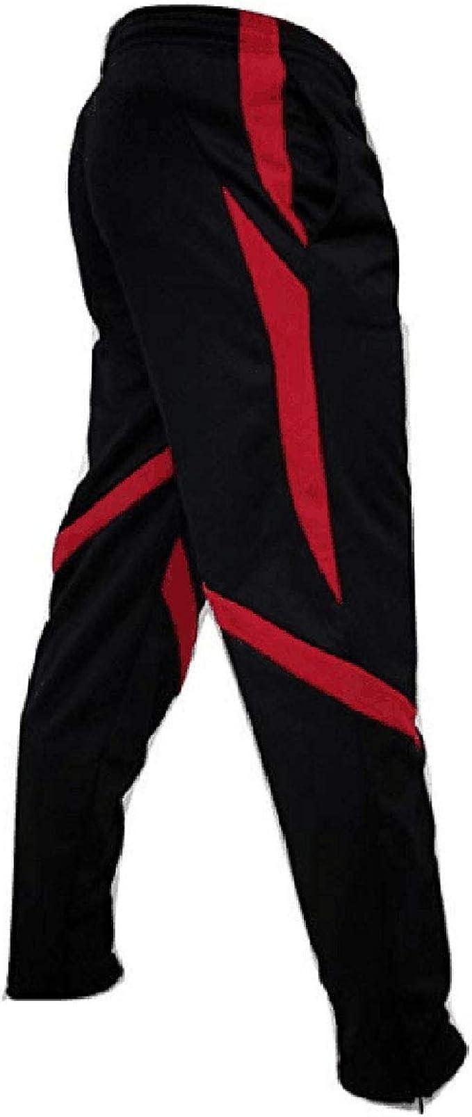 Mens Gym Bodybuilding Tracksuit Pants Skinny Slim Tapered Harem Workout Gear