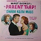 THE PARENT TRAP! - ORIGINAL MOTION PICTURE SOUNDTRACK LP [Vinyl] Camarata