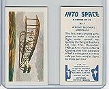S0-0 Swettenham Tea, Into Space, 1959, #1 Wright Brothers Aeroplane