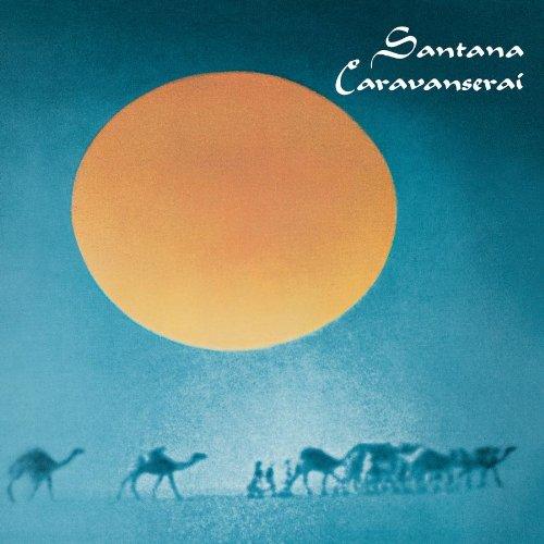 CD : Santana - Caravanserai (CD)