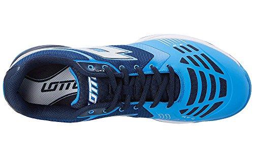 Lotto Esosphere Ii Alr, Zapatillas de Tenis para Hombre Blau (BLU ATL/WHT)