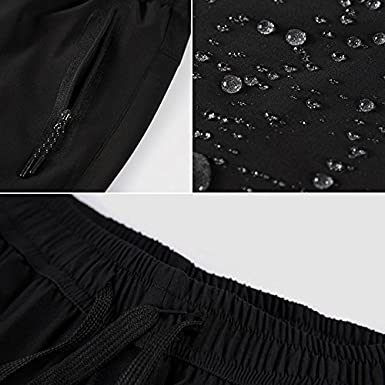 Bmeigo Mens Sport Shorts Running Gym Shorts Quick Drying Loungewear Nightwear