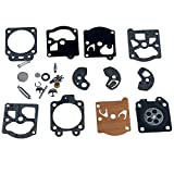 HIPA Carburetor Rebuild Kit Gasket Diaphragm K10-WAT for Walbro Carb STIHL Husqvarna McCulloch Echo Chainsaw Edger Trimmer