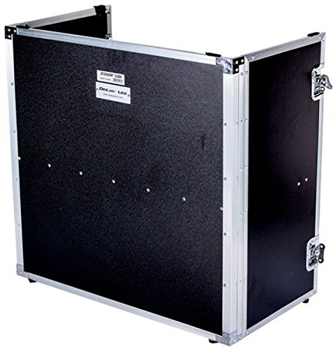 (DEEJAYLED TBH FLIGHT CASE UNIVERSAL DJ STAND FOLD OUT FOR ALL COFFINS 36''W X 32''H X 18.8''D TBHSTAND32)