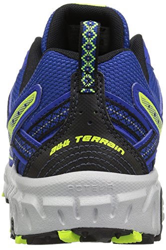 New Balance Mens Mt410v5 Dämpfung Trail Runner Blau