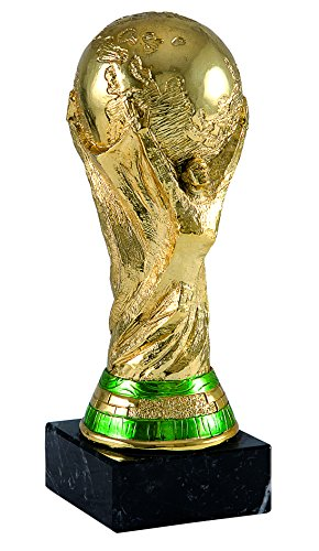 Art Trophies World Cup Replica Sports Football Trophy Buy Online In Belize Art Trophies Products In Belize See Prices Reviews And Free Delivery Over Bz 140 Desertcart
