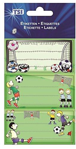 Stampa su carta TSI 55354/multiuso di etichetta Calcio