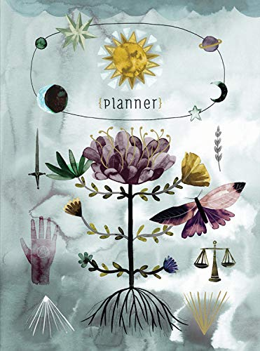 Practical Magic 18-Month Undated Planner ()