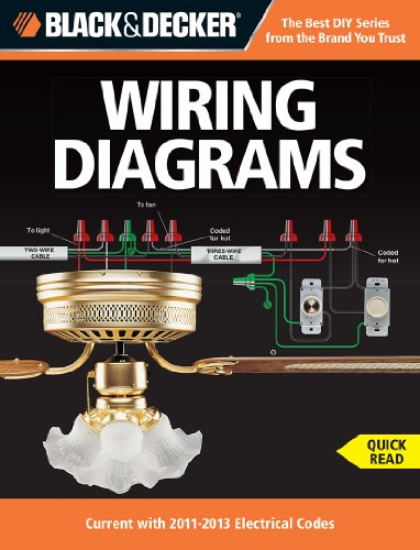 Black & Decker Wiring Diagrams: Current with 2011-2013 Electrical Codes (Electrical Wiring Diagrams compare prices)