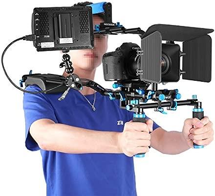 Neewer Kit Sistema Fabricación de Video de Película con F100 ...