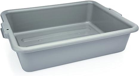 Vajilla bañera 51 x 39 x 18 cm gris – Bañera fregadero lavabo ...