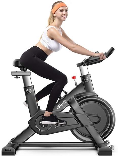 SZ-JSQC Bicicleta de Ejercicio Inicio Ultra silencioso Pedal Pérdida de Peso Cubierta de Bicicleta de Ejercicios Bicicleta de Spinning Equipo de la Aptitud Bici Giro de: Amazon.es: Deportes y aire libre