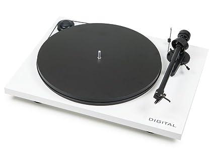 Pro-Ject Essential II Digital - Tocadiscos (Tocadiscos de tracción ...