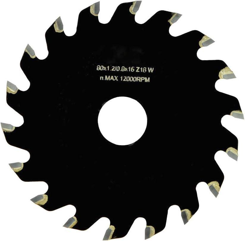 Hoja de sierra circular de acero rápido de 63 cm para sierra de ...