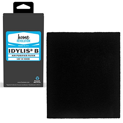 Home Revolution Replacement Carbon Pre Filter, Fits Idylis IAP-10-125 and IAP-10-150 Air Purifiers and Type B Part 302656 by Home Revolution (Image #3)