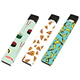 MightySkins Skin for Pax Juul Pack of 3 Skins | Protective, Durable, and Unique Vinyl Decal wrap Cover | Easy to Apply, Remove, and Change Styles | Made in The USA