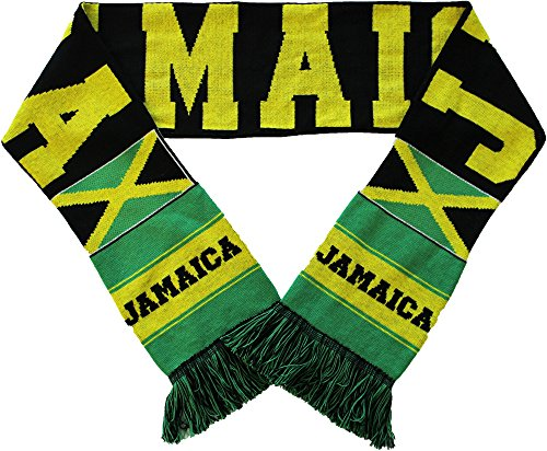 Jamaica - Country Knit Scarf