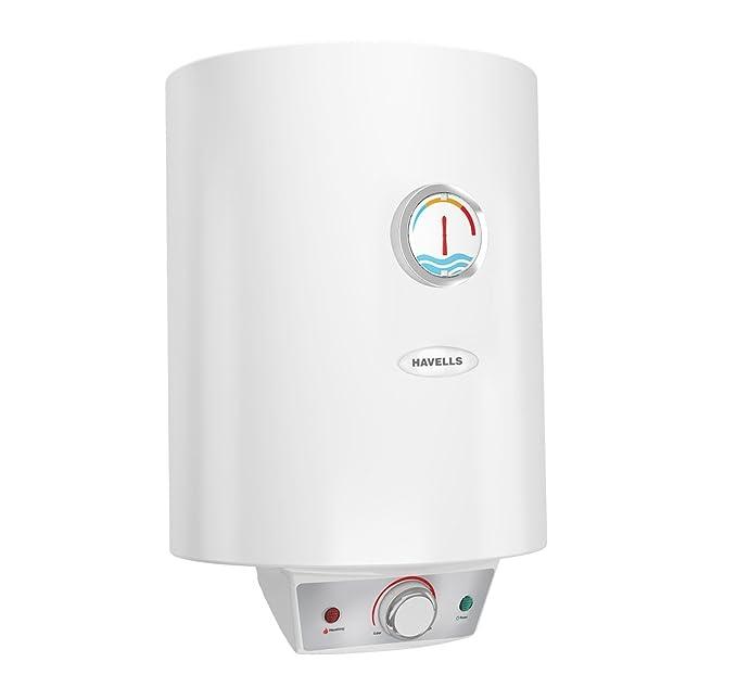 Havells Monza EC 25-Litre Storage Water Heater (White)
