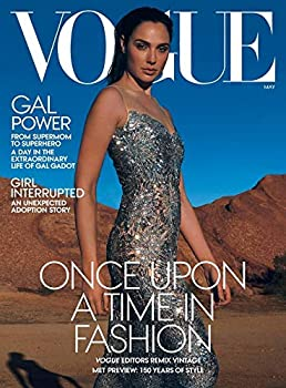 1-Year Vogue Magazine Subscription
