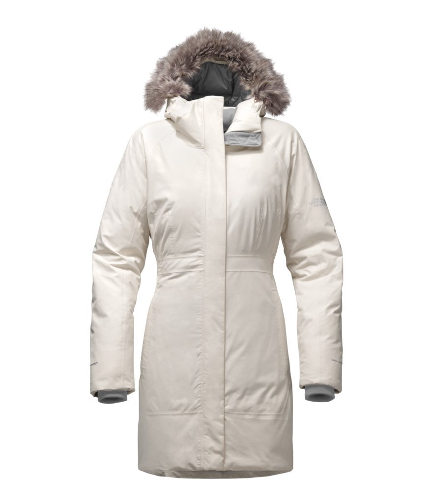 The North Face Women's Arctic Parka II - Vintage White - M