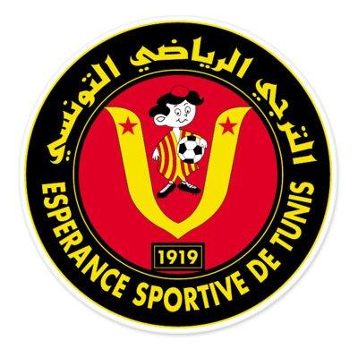 Esperance Sportive Tunis - Tunisia Football Soccer Futbol - Car Sticker - 4