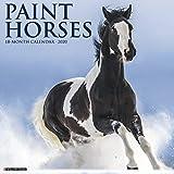 Paint Horses 2020 Wall Calendar