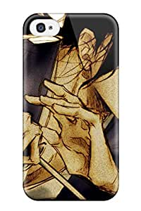 2712839K77285345 Top Quality Protection Samurai Champloo Case Cover For Iphone 4/4s
