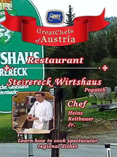 Great Chefs of Austria Chef - Heinz Reitbauer Jr Hotel Steirereck Wirtshaus - ()
