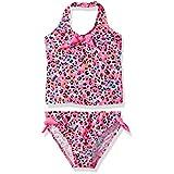 Osh Kosh Little Girls' Halter Tankini Swimsuit Set, Multi, 5
