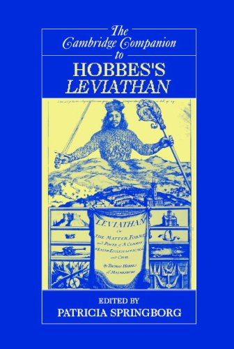 The Cambridge Companion to Hobbes'sLeviathan (Cambridge Companions to Philosophy)