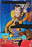 Toy Story 2 ~ Strummin' Singin' Woody doll with Musical Guitar!