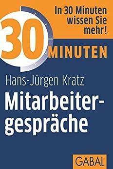 30 Minuten Mitarbeitergespräche German Edition eBook