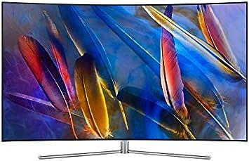SAMSUNG TV QLED Curvo 55