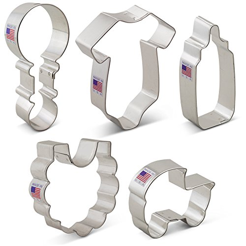 Baby Shower Cookie Cutter Set product image