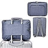 RomWell Travel Duffel Bag Waterproof Lightweight Large Capacity Portable Luggage Bag