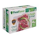 Best FoodSaver Freezer Packs - Best Seller FoodSaver Refill Roll | Prevents Freezer Review