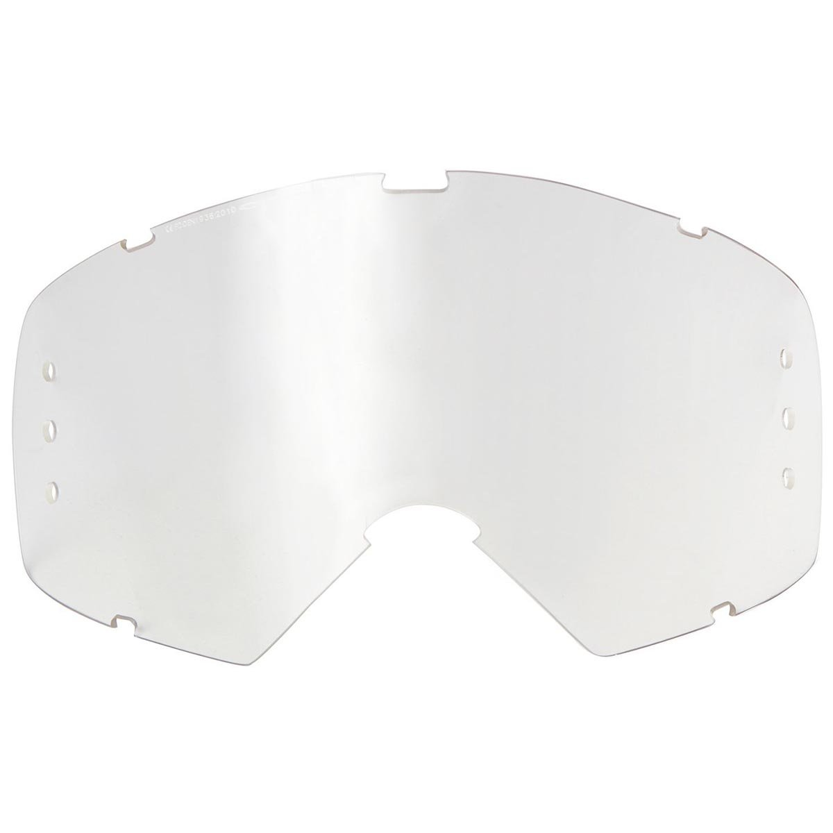 Oakley Mayhem MX Men's Replacement Goggle Lens (Clear, One Size)