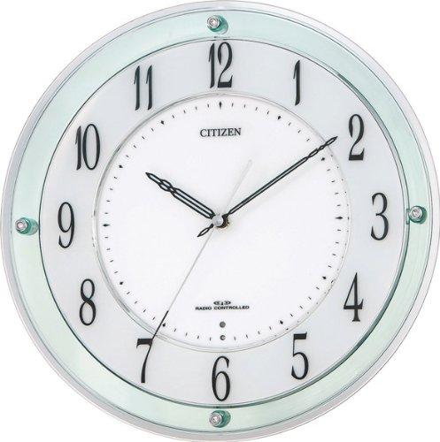 CITIZEN (シチズン) 掛け時計 電波時計 ミレディM791 4MY791-005 B002CJMXT8