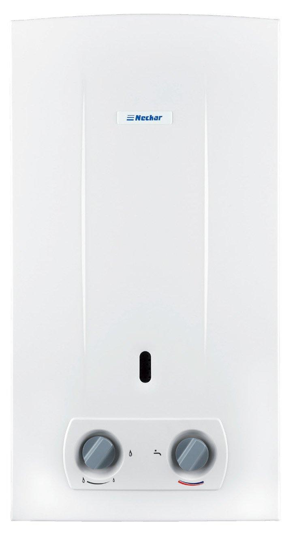 Neckar WN10 KI B/P Vertical Sistema de calentador único Color blanco calentadory - Hervidor de agua (Vertical, Sistema de calentador único, Interior, ...