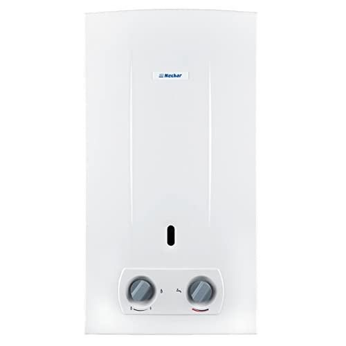Neckar WN10 KI B/P Vertical Sistema de calentador único Color blanco calentadory - Hervidor