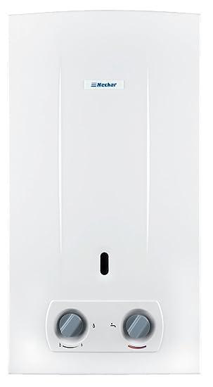Neckar WN10 KI N Vertical Sistema de calentador único Color blanco calentadory - Hervidor de agua