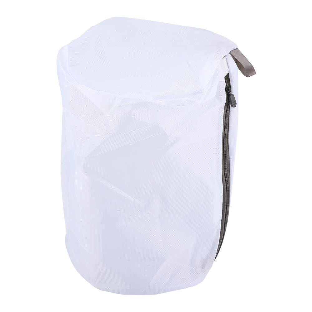Bolsa de lavander/ía A- E 5-piece Set Malla Bolsas de lavander/ía para la lavadora Ropa de viaje Bolsa de almacenamiento con cierre de cremallera para lavado Sujetador Stocking y ropa interior