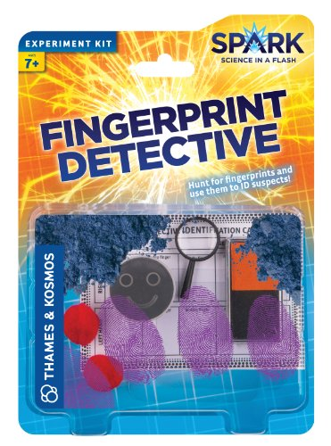 Thames and Kosmos Fingerprint Detective