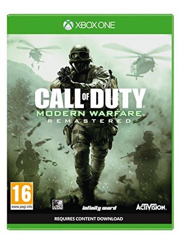 Call Of Duty Modern Warfare Remastered (Xbox One) UK IMPORT REGION FREE