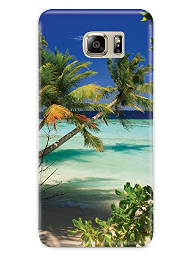 Inspired Cases Palm Trees and Beach Scene Case for Galaxy Note 5 -